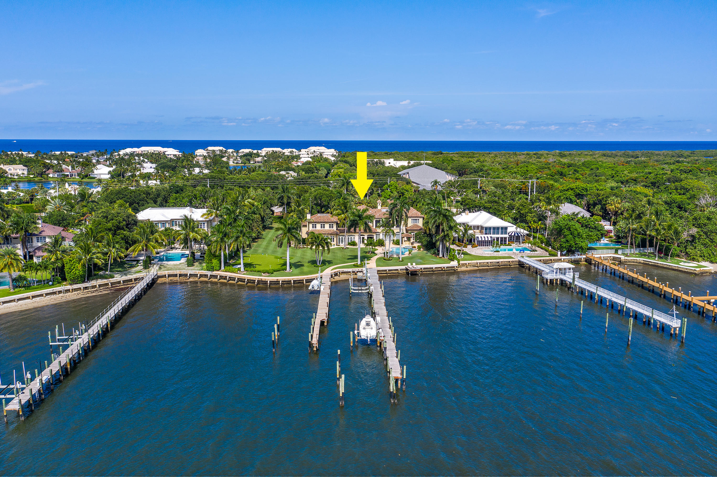 New Home for sale at 10993 Jack Nicklaus Drive in North Palm Beach