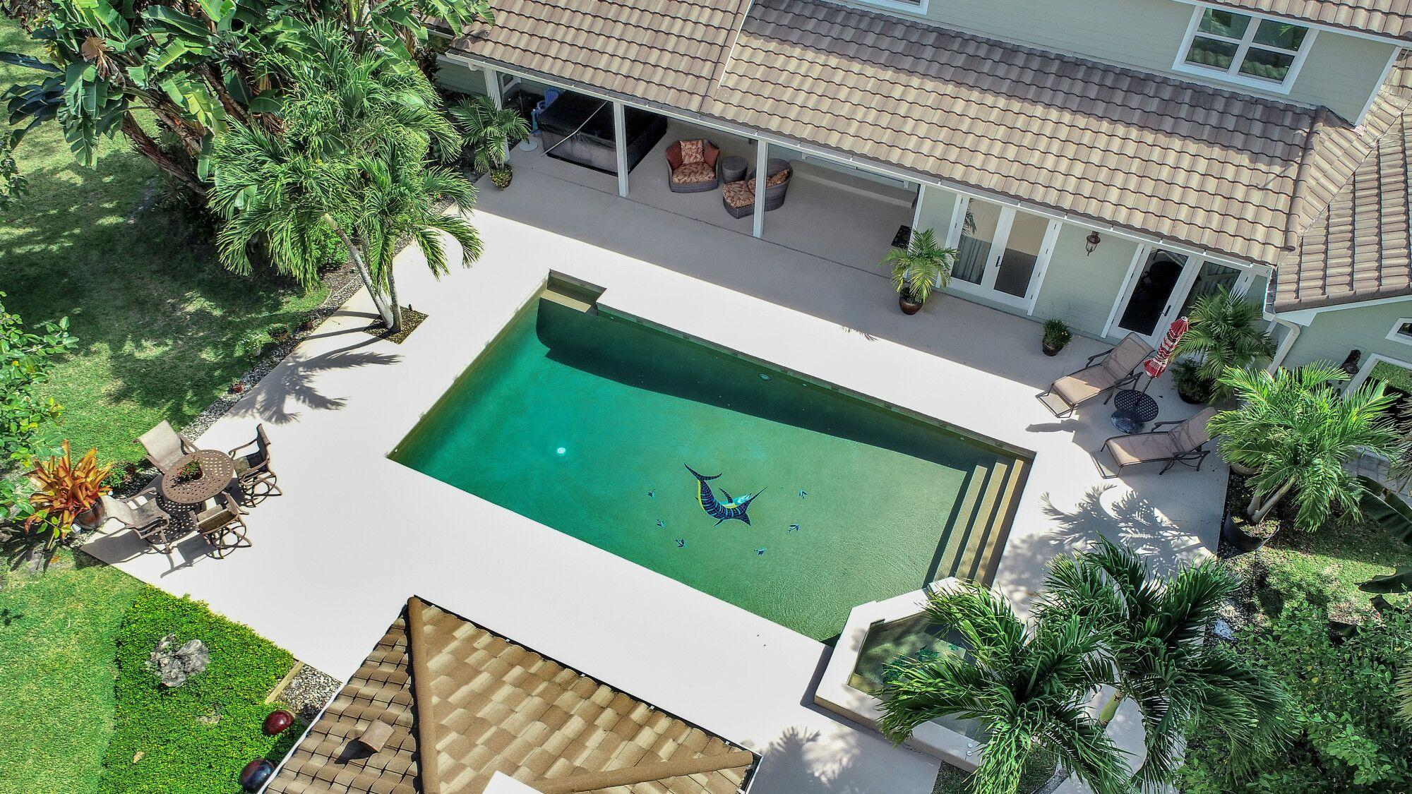 CALOOSA PALM BEACH GARDENS FLORIDA
