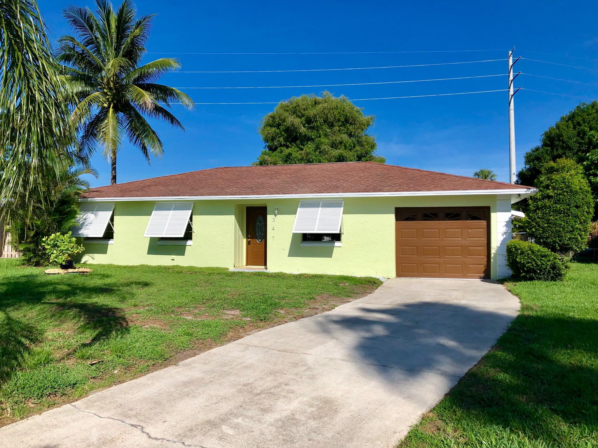 Home for sale in FOREST HOMES 4 West Palm Beach Florida