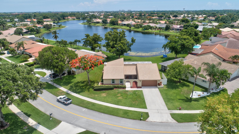 Home for sale in CRANBROOK LAKE ESTATES Boynton Beach Florida