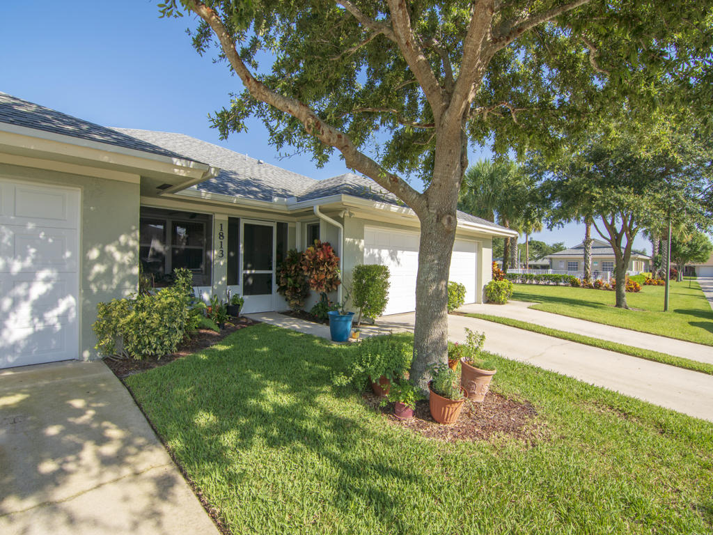 Home for sale in The Preserve at the Savannahs Condominium Fort Pierce Florida