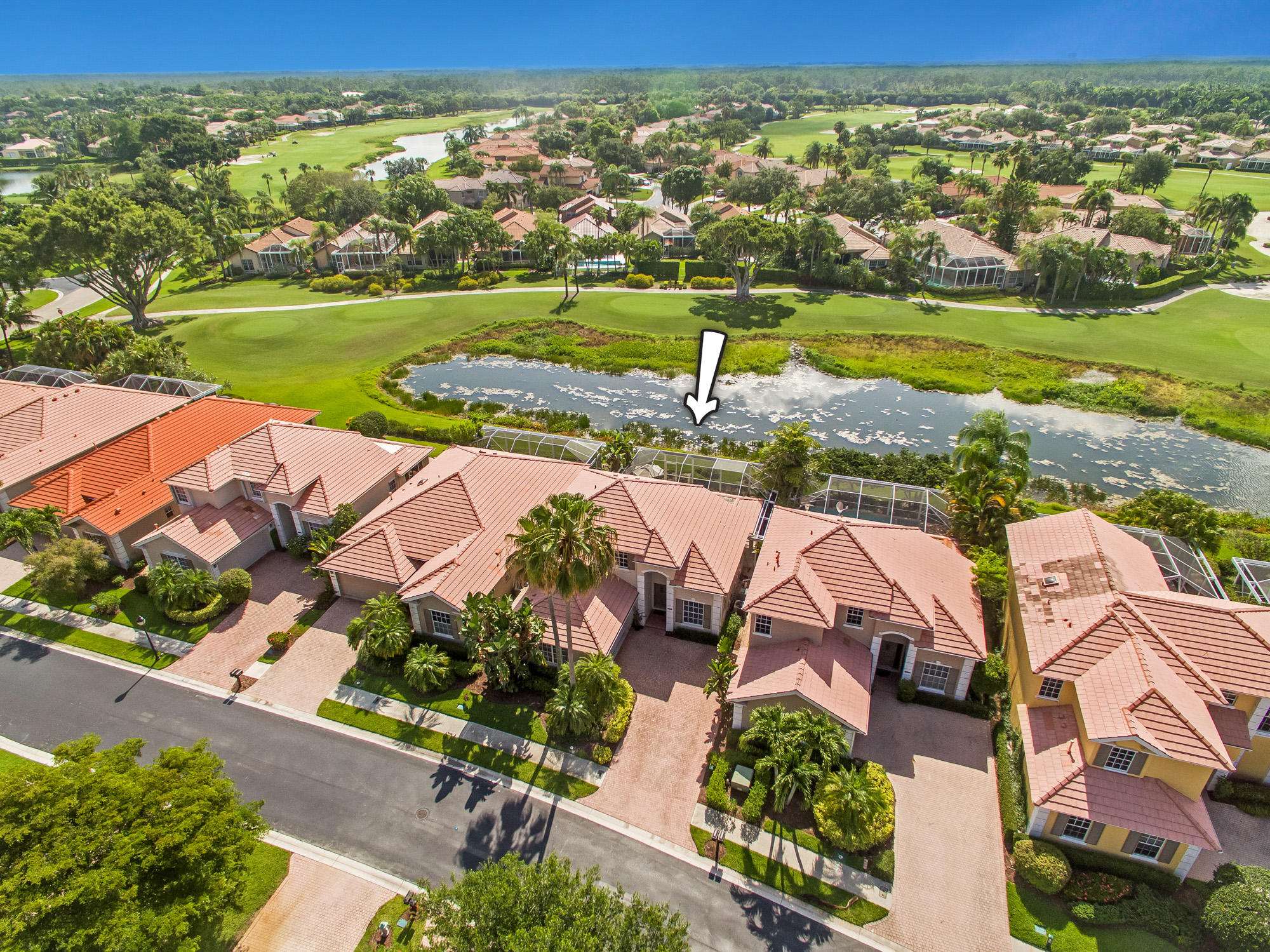 Home for sale in Ibis - Heritage Club West Palm Beach Florida