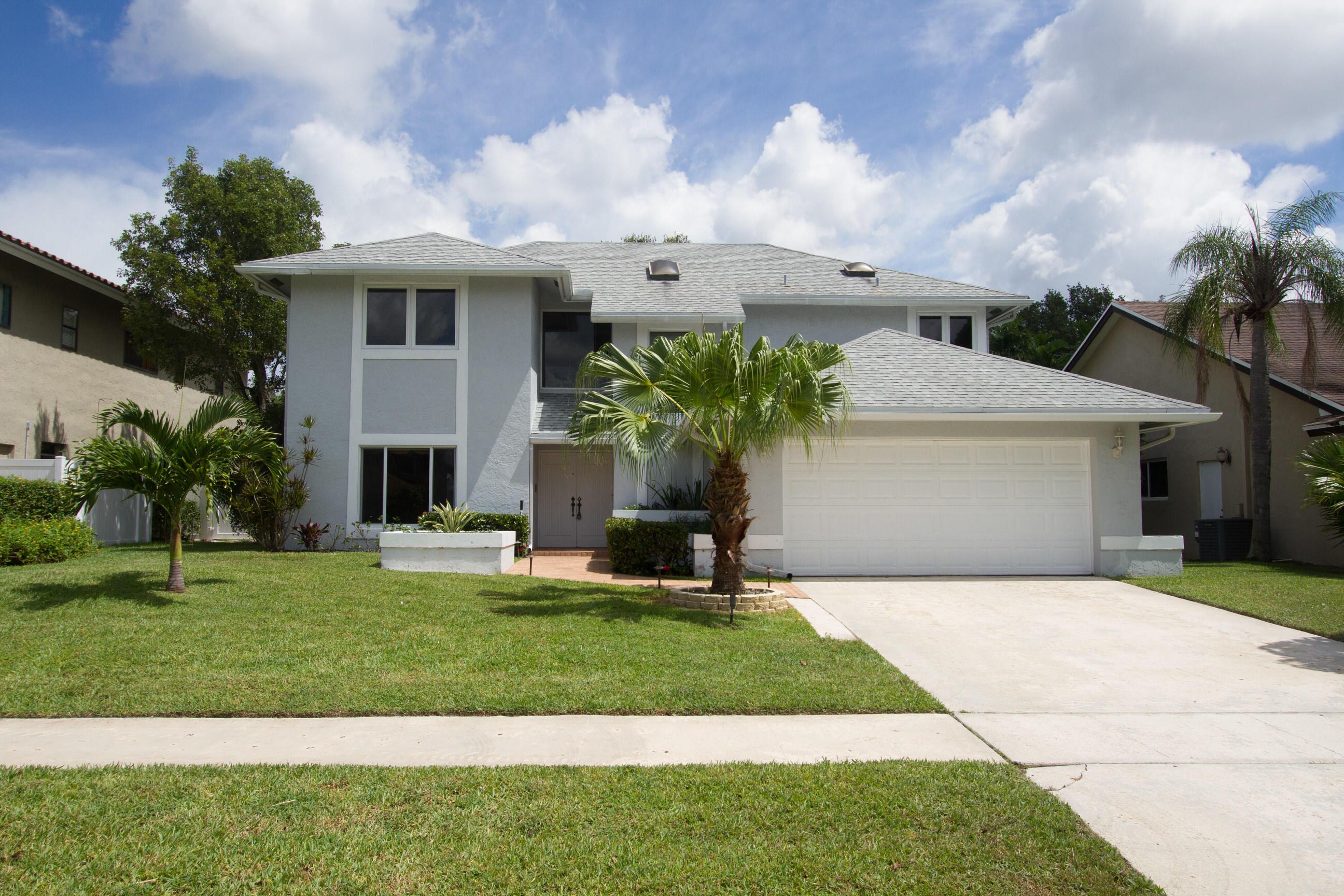6303 Amberwoods Drive  Boca Raton FL 33433