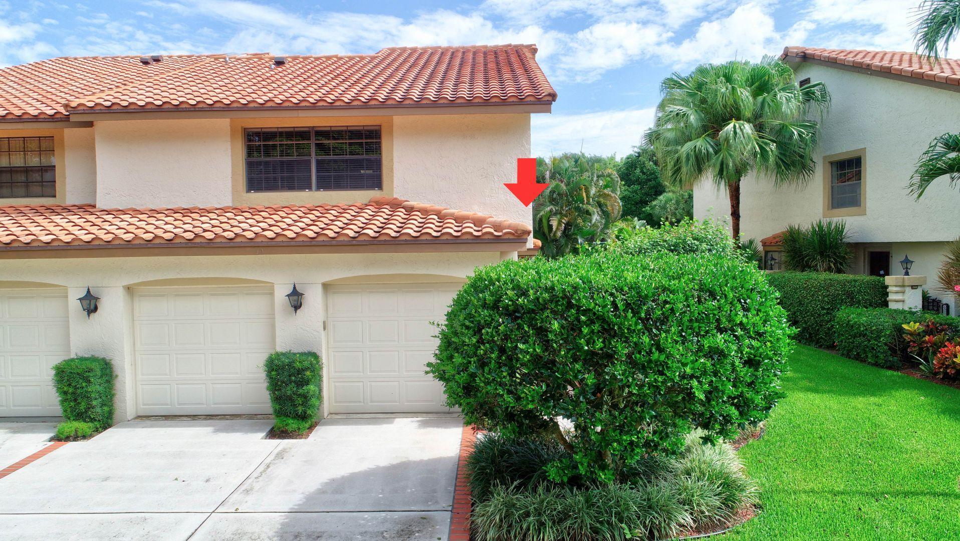 Home for sale in LA MIRADA AT BOCA POINTE CONDOS Boca Raton Florida