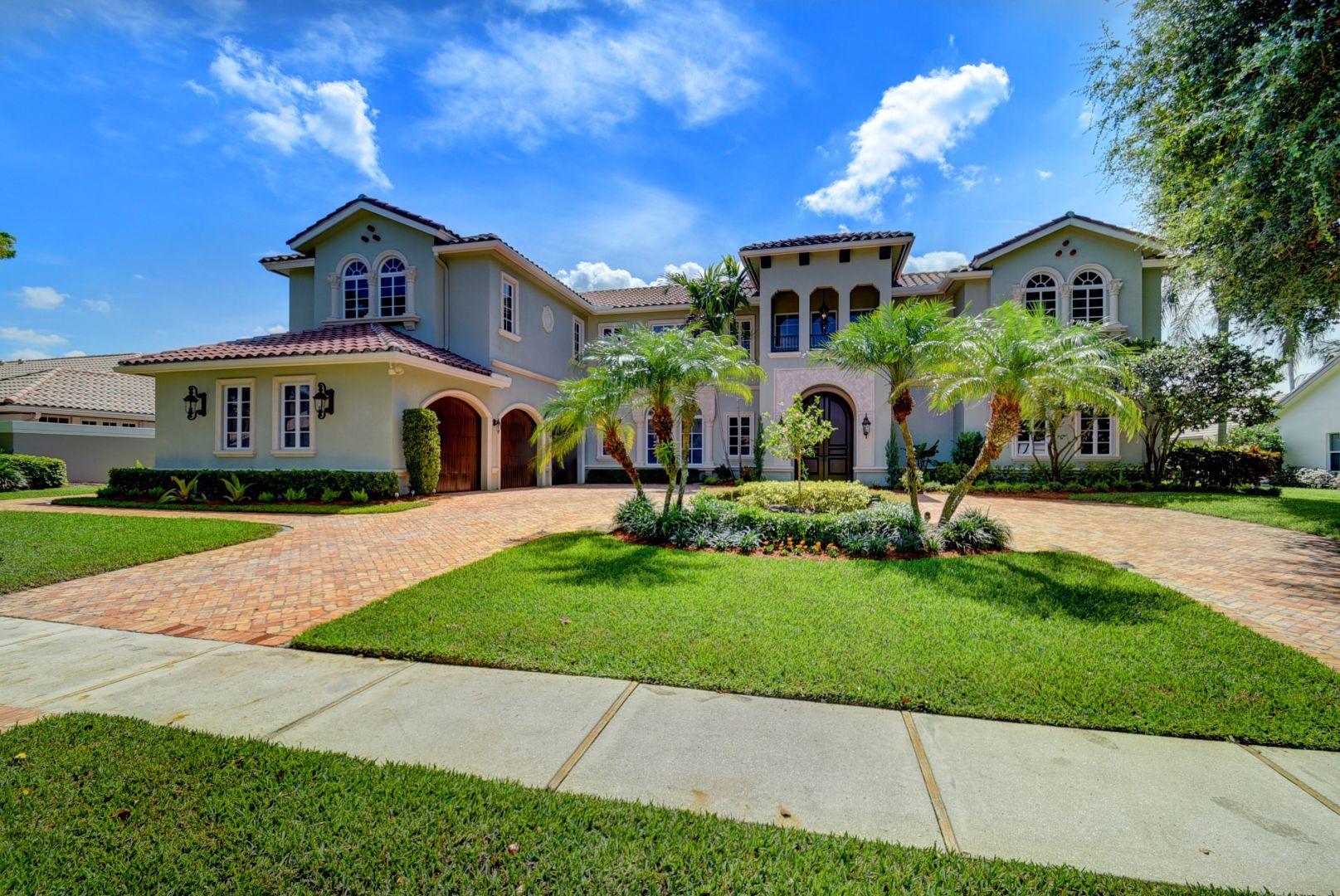 Home for sale in WOODFIELD HUNT CLUB II Boca Raton Florida