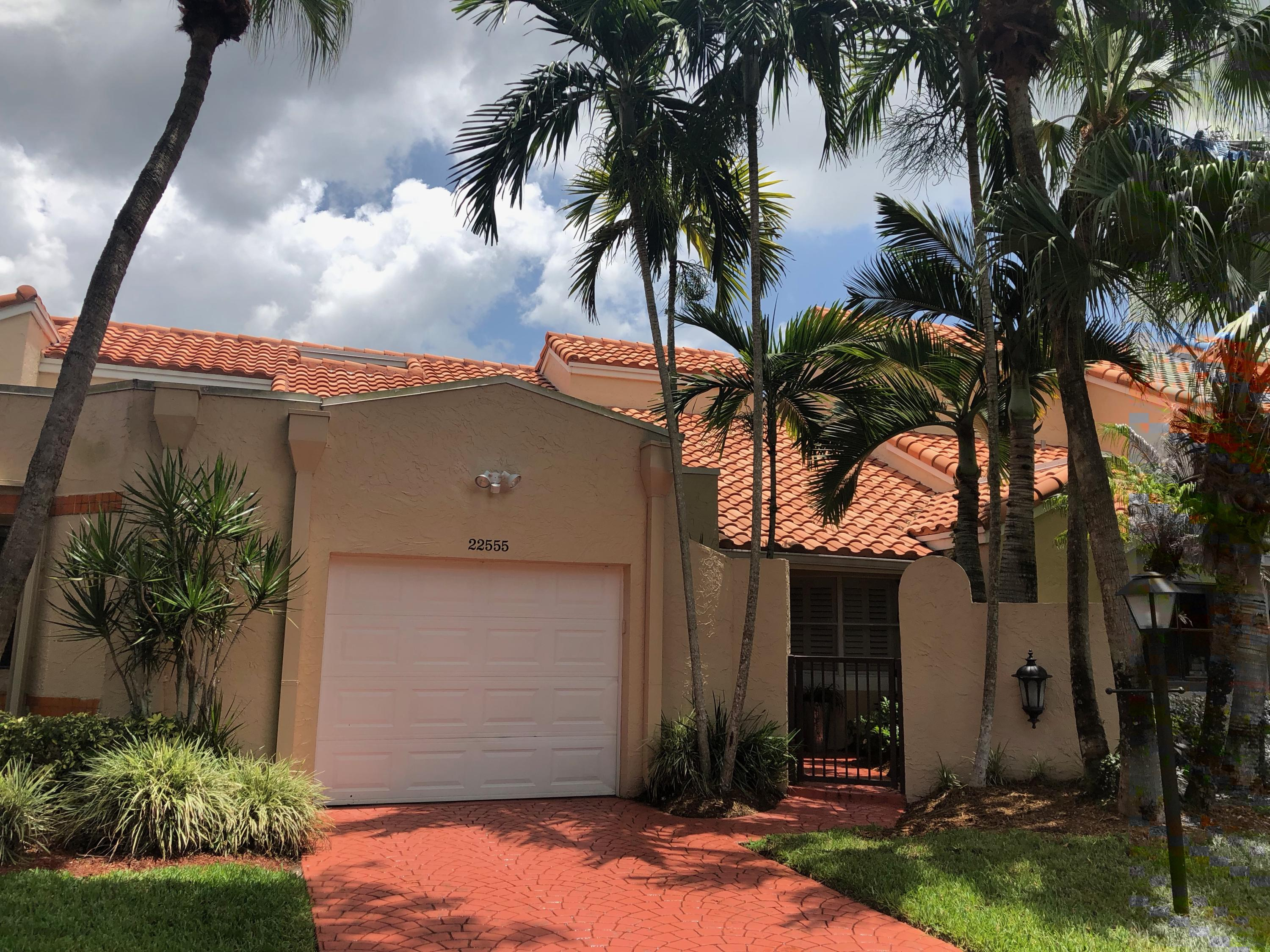 Home for sale in MERIDIANA AT BOCA POINTE II Boca Raton Florida