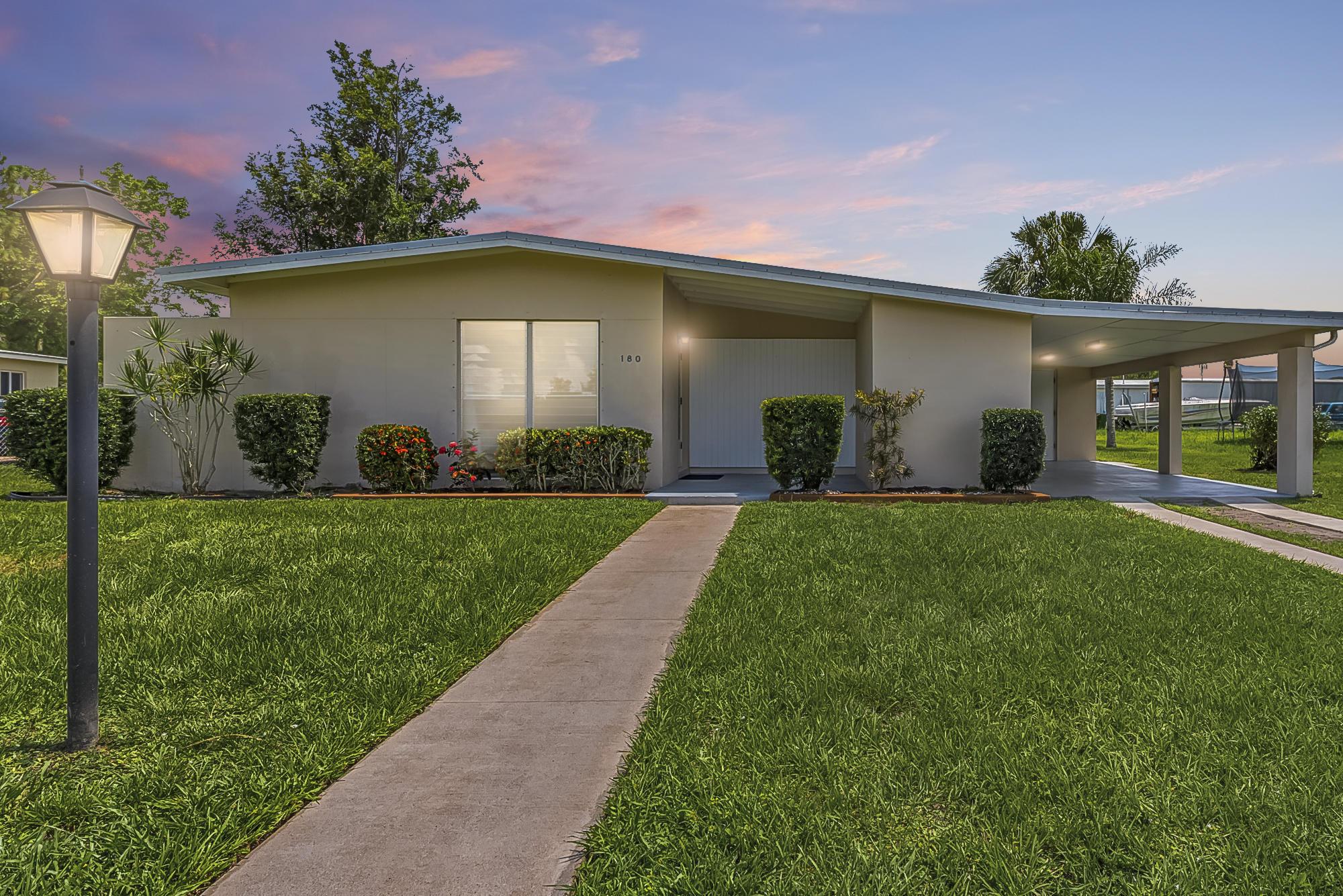 Home for sale in RIVER PARK UNIT 5 Port Saint Lucie Florida