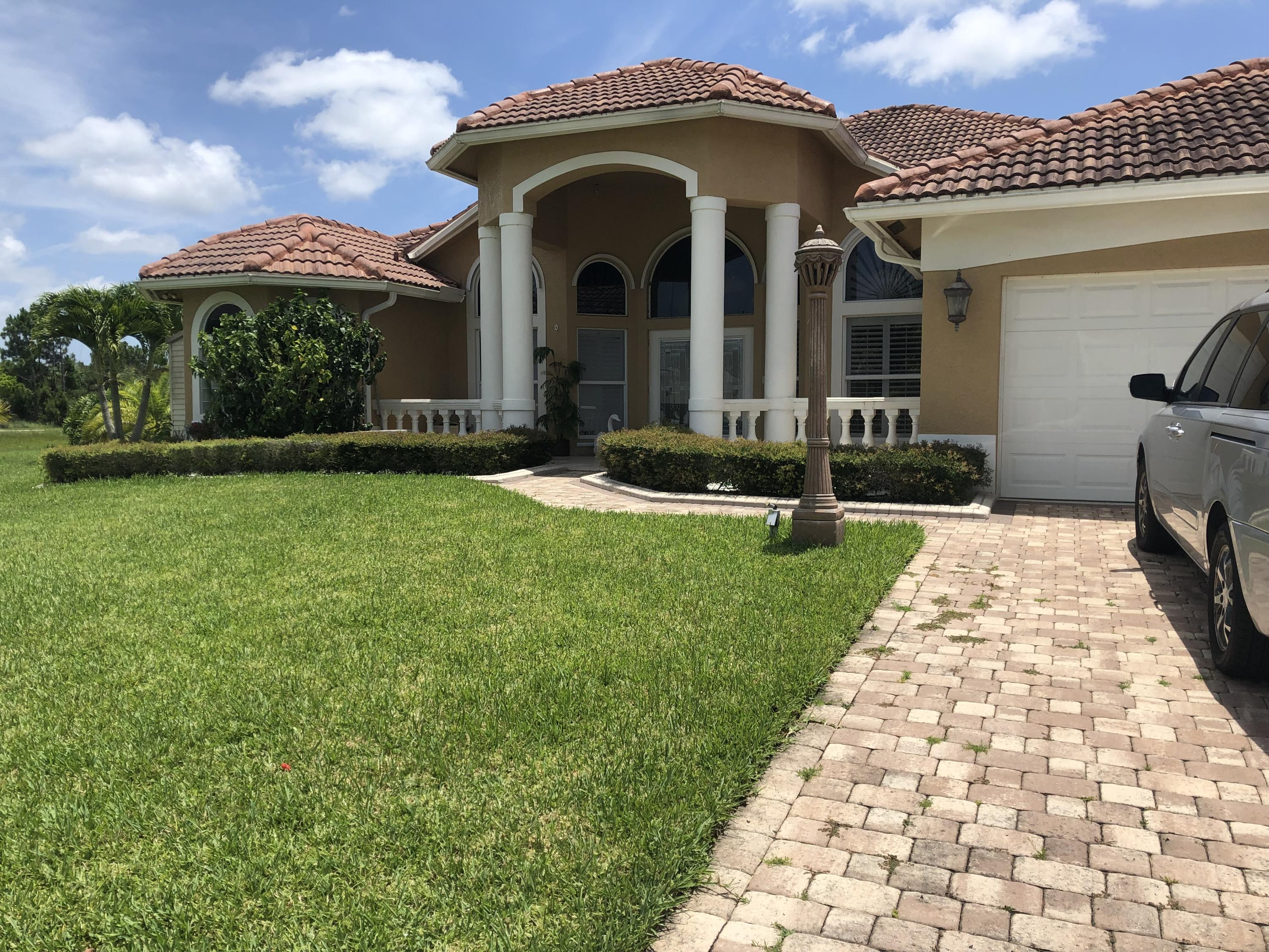 Home for sale in Torino Port Saint Lucie Florida