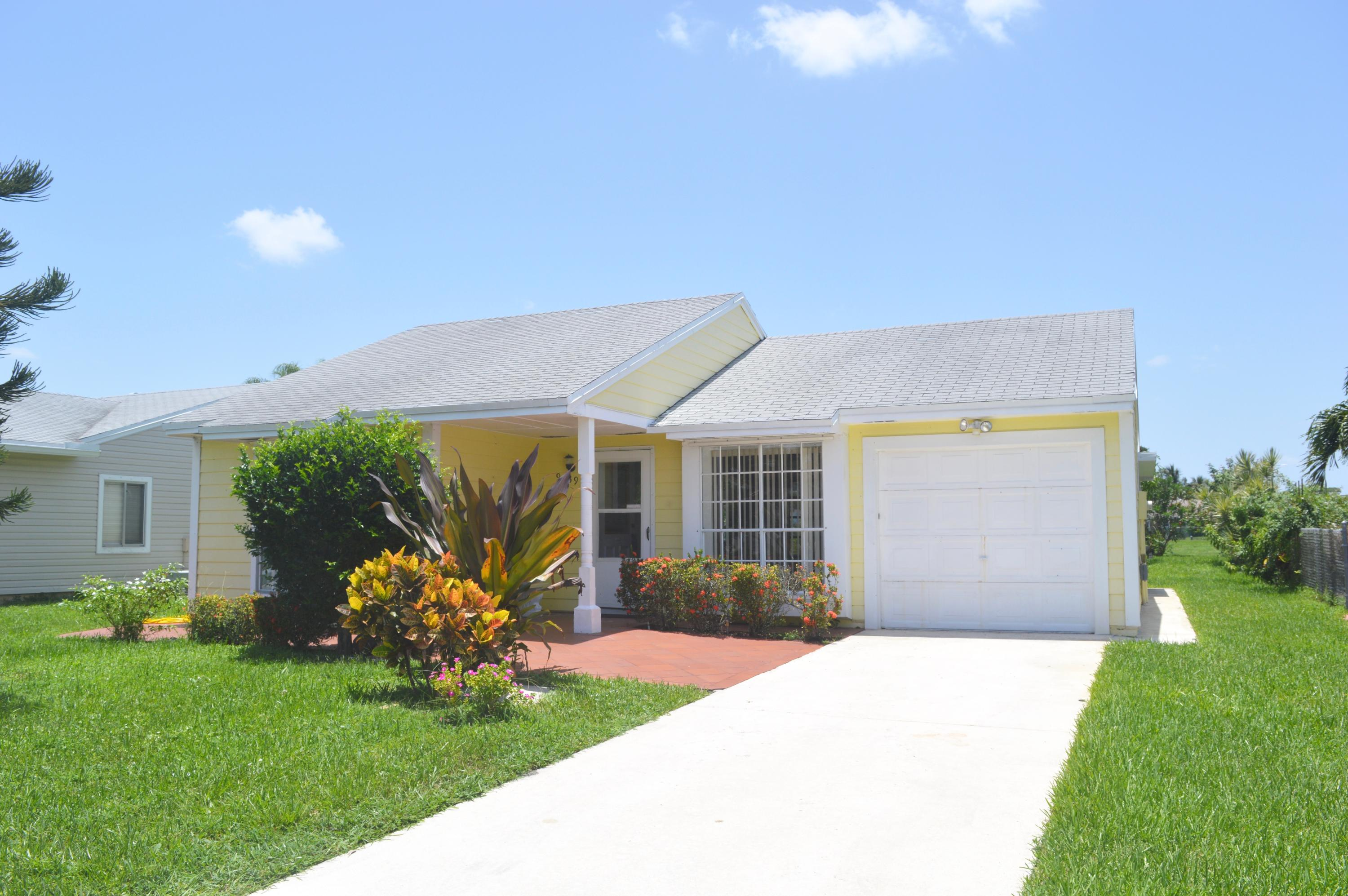 Home for sale in Tartan Lakes Boynton Beach Florida