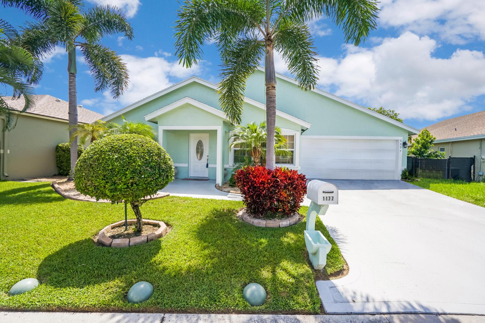 1177 Hatteras Circle Greenacres, FL 33413
