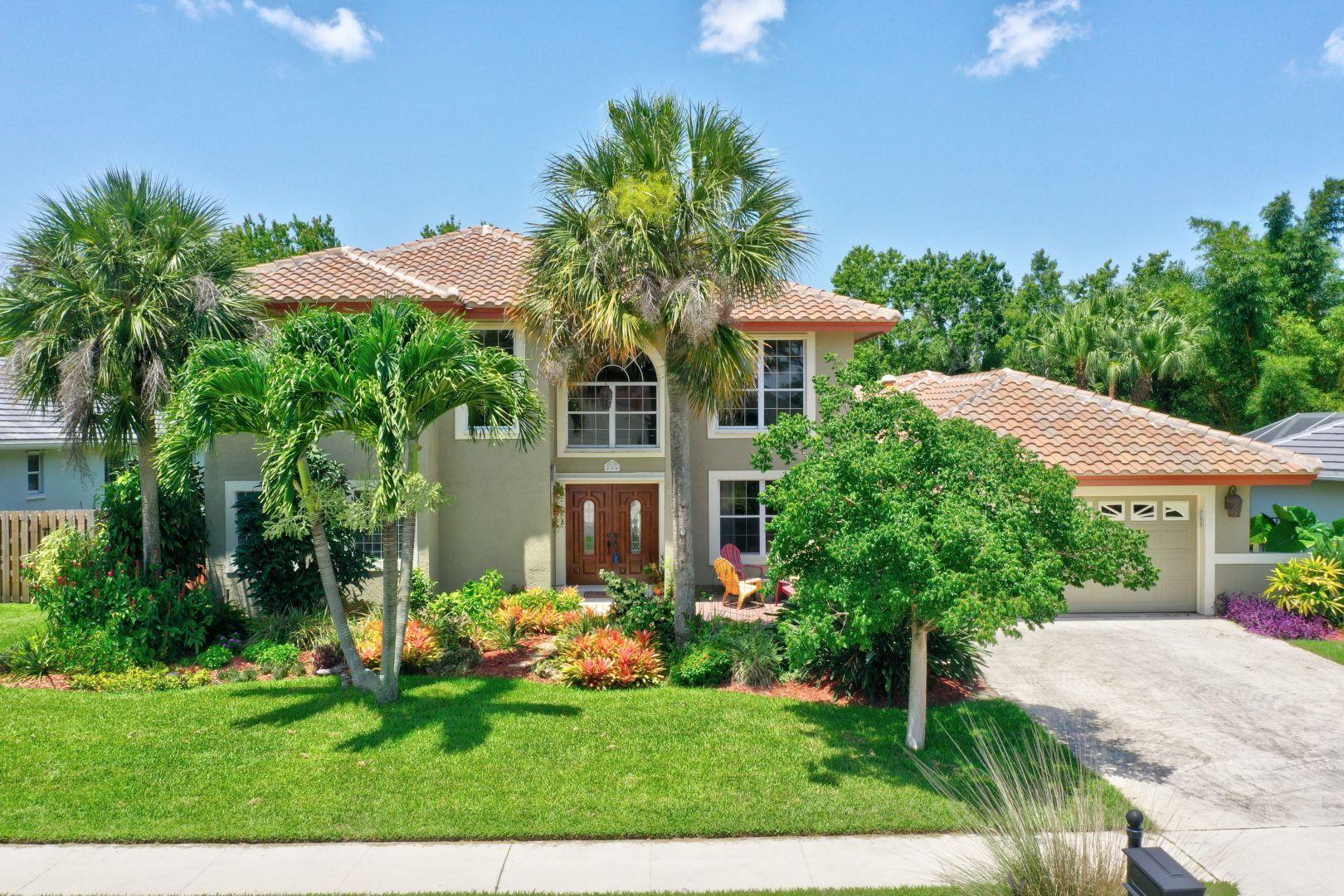Home for sale in Shorewood Estates Jupiter Florida