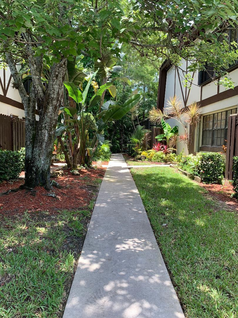 Home for sale in Weybridge Townhomes Royal Palm Beach Florida