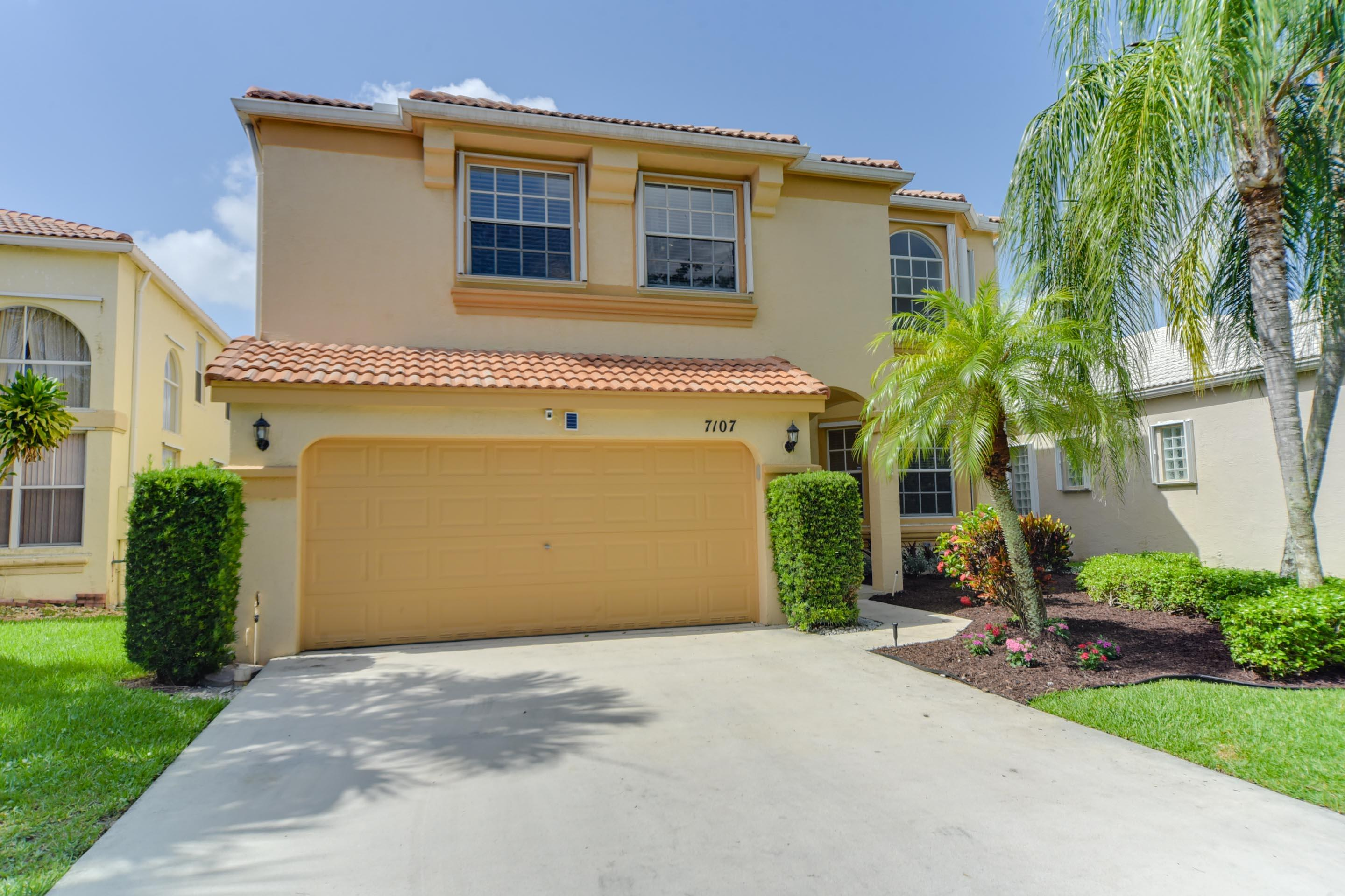 7107 Copperfield Circle Lake Worth, FL 33467