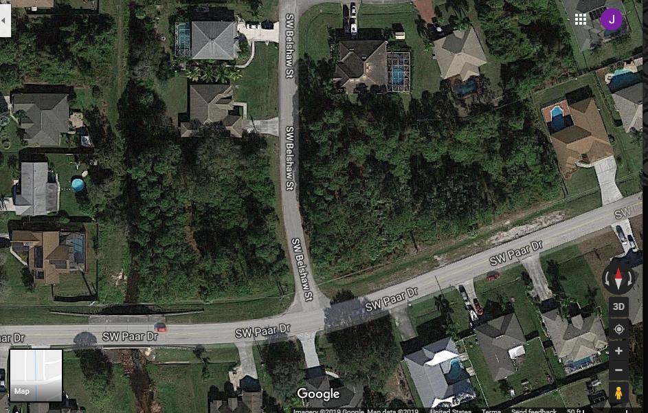 1381 SW Paar Drive, Port Saint Lucie, Florida
