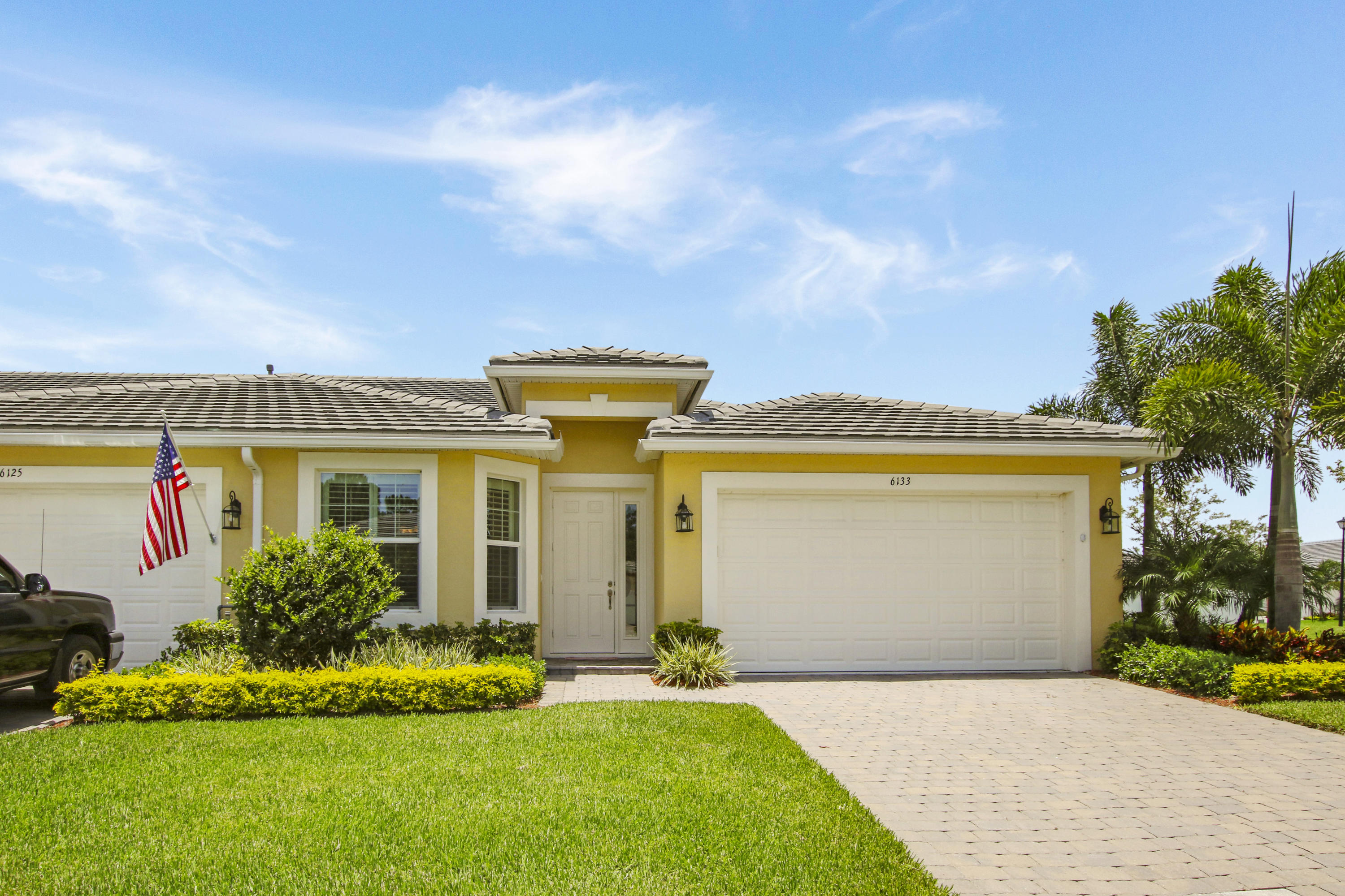 One of Port Saint Lucie 3 Bedroom Homes for Sale at 6133 NW Wick Lane