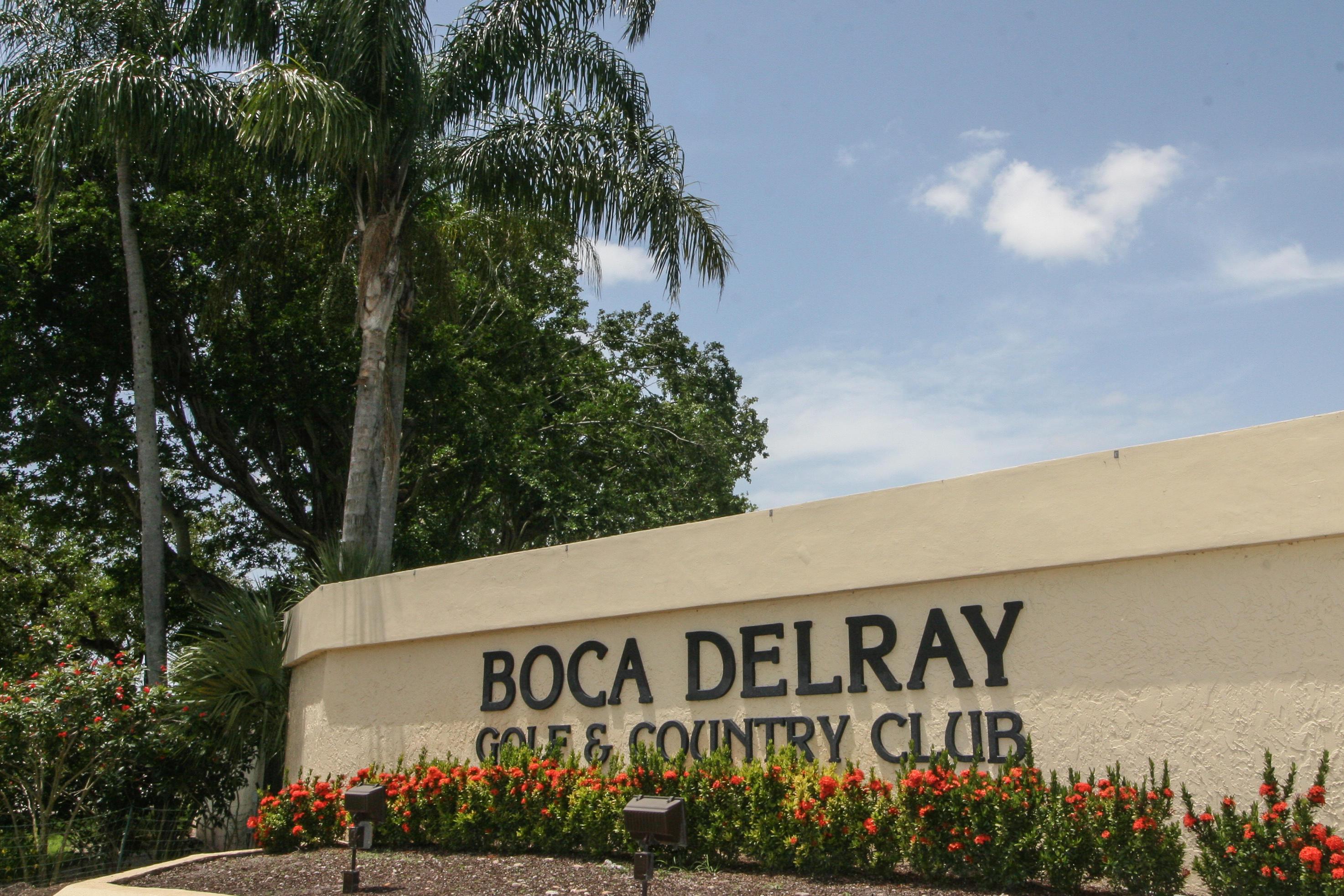 BOCA DELRAY HOMES
