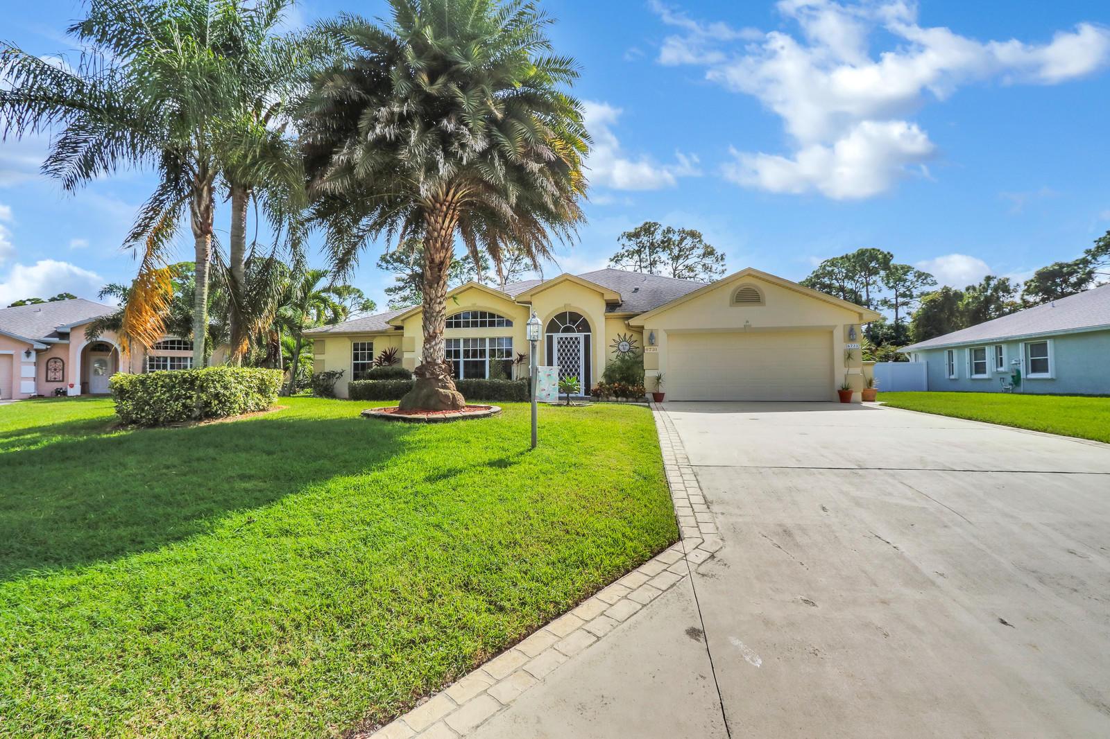 6731  Dickinson Terrace, Port Saint Lucie, Florida
