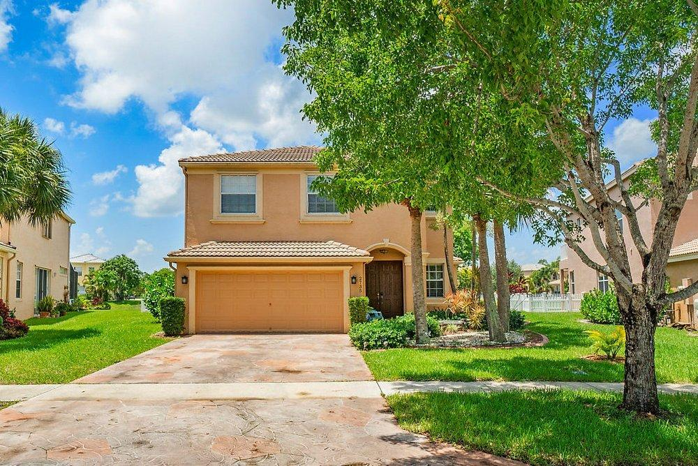 Home for sale in Madison Green - Lexington Royal Palm Beach Florida