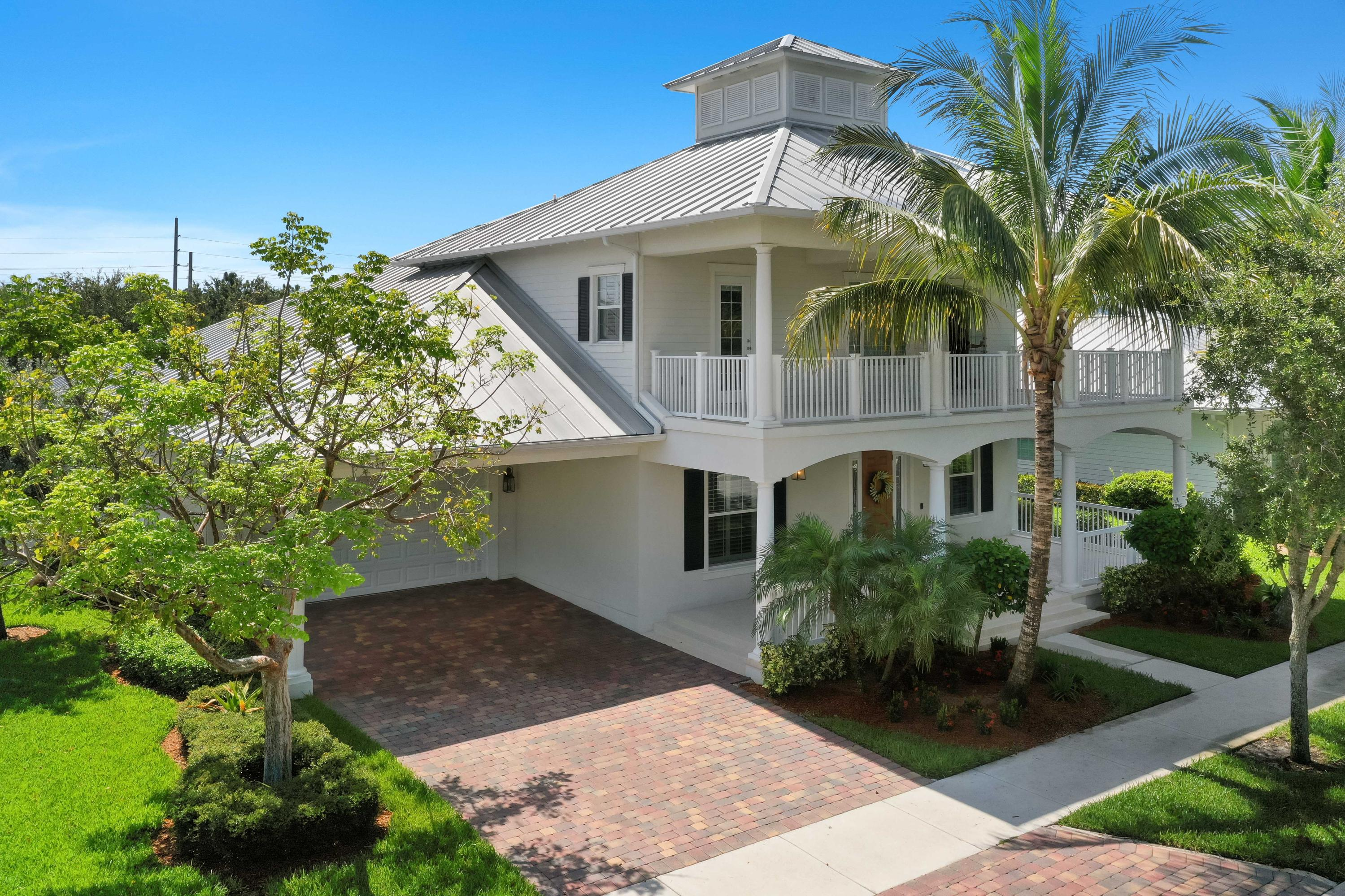 New Home for sale at 3303 Duval Street in Jupiter