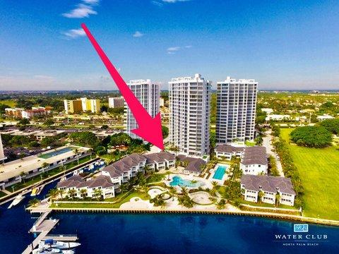 117 Water Club Court, North Palm Beach, Florida 33408, 3 Bedrooms Bedrooms, ,3.1 BathroomsBathrooms,F,Condominium,Water Club,RX-10541744