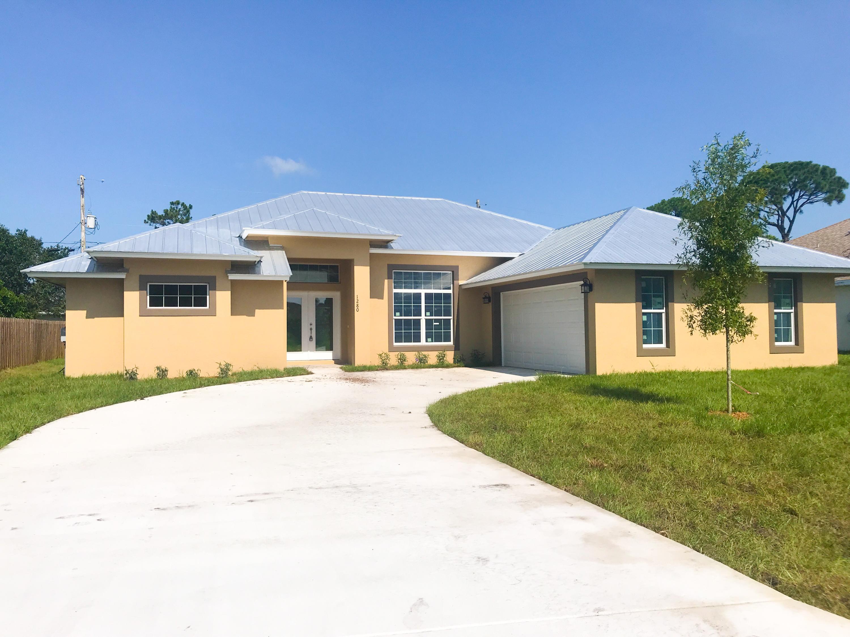 Photo of 1280 SW Kalevala Drive, Port Saint Lucie, FL 34953