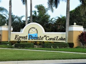 Coral Lakes-egret