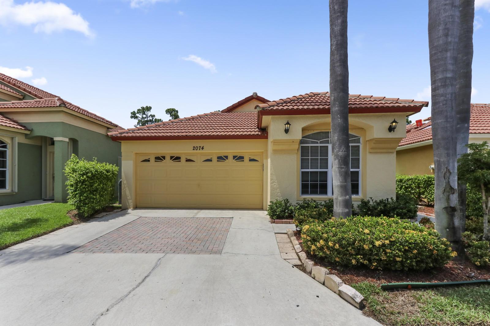 Home for sale in WOODBINE PAR B Palm Beach Gardens Florida