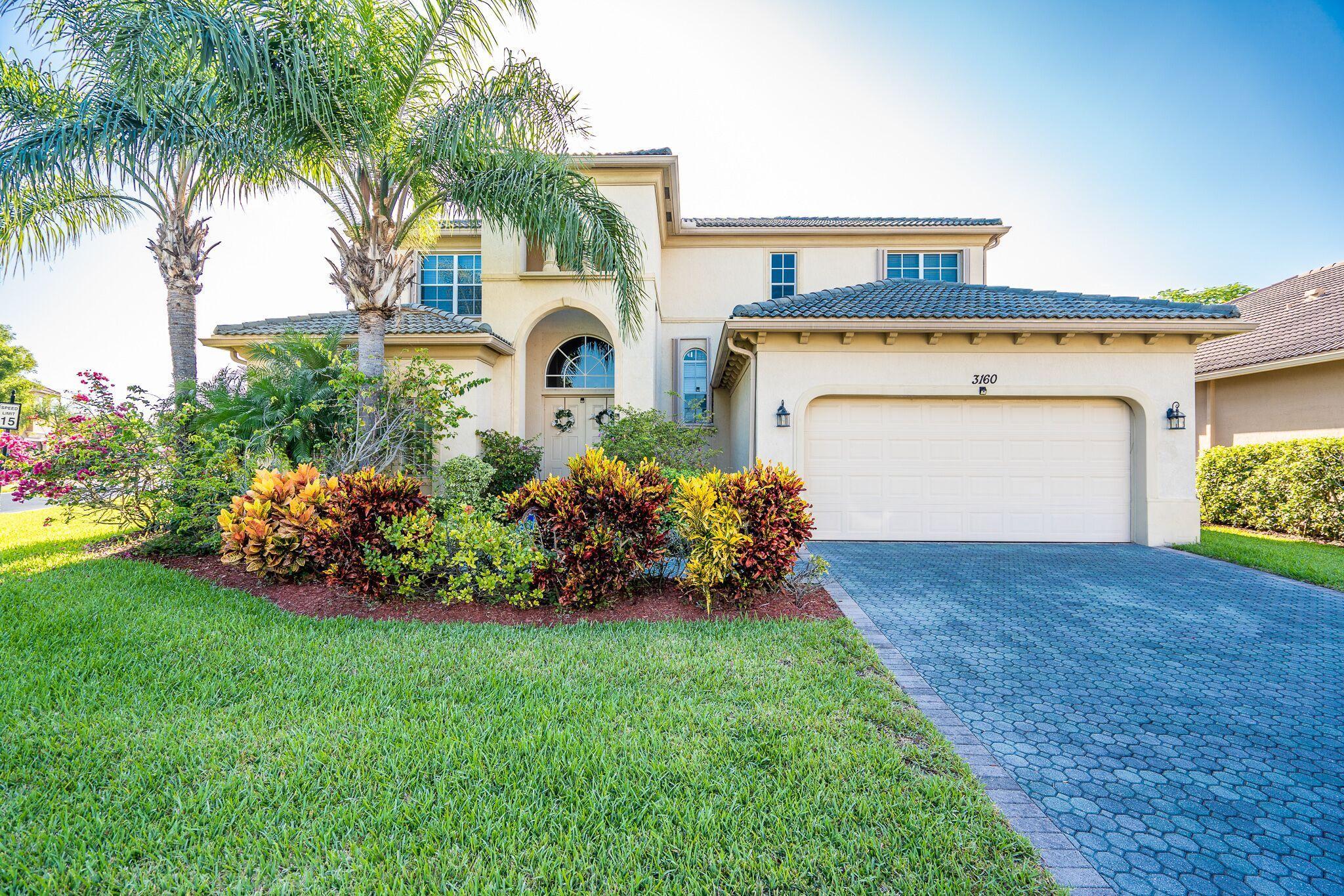 3160 Eden Court - Royal Palm Beach, Florida