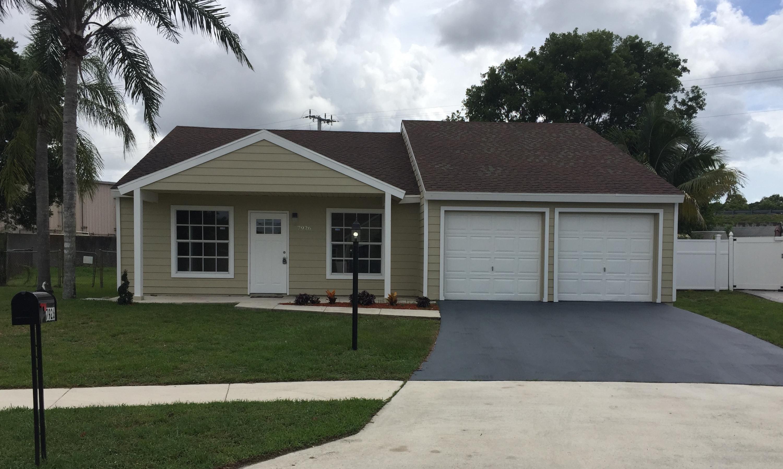7926 Ridgewood Drive Lake Worth, FL 33467