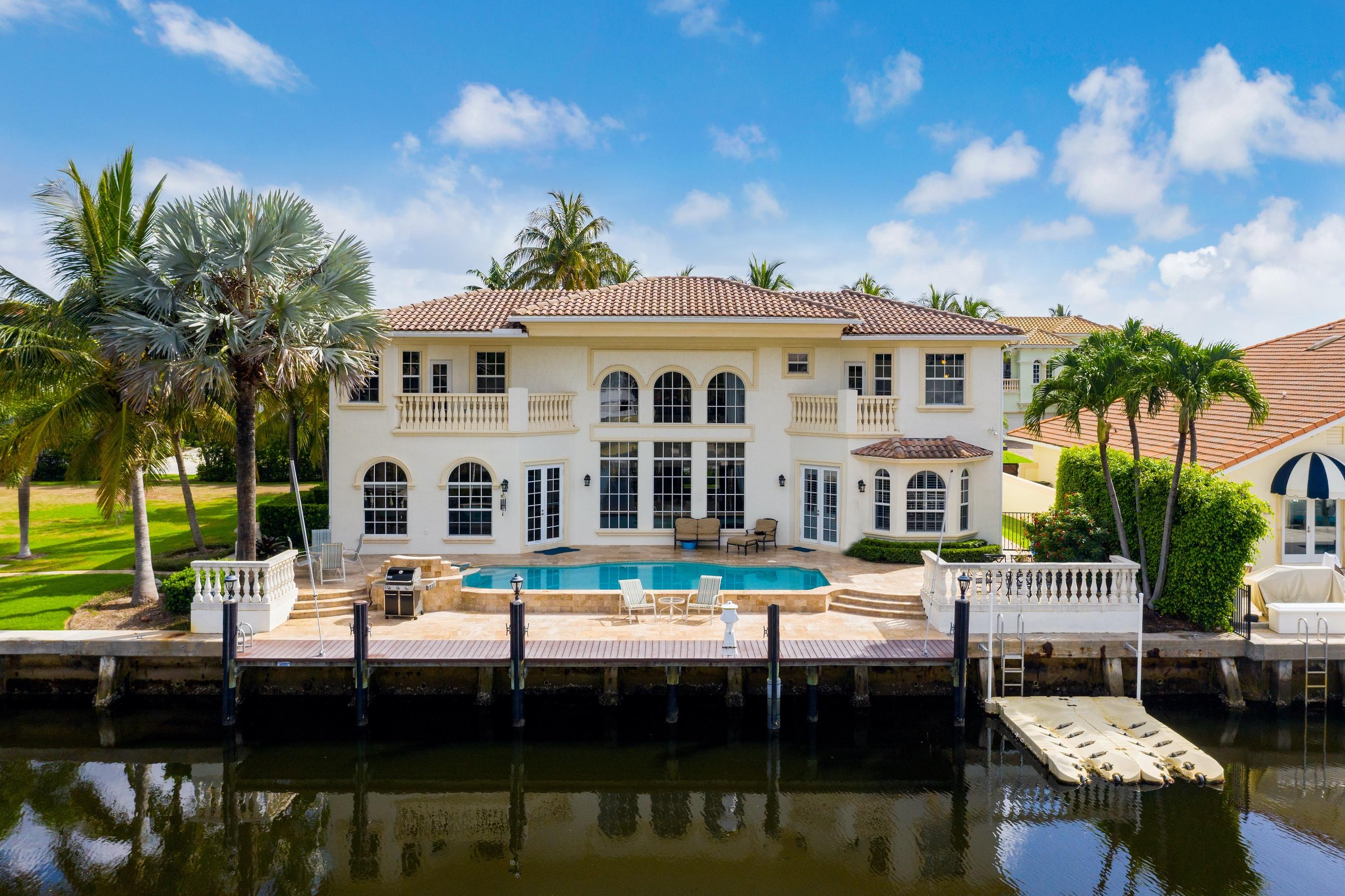 Home for sale in CARIBBEAN KEYS PLAT 1 IN Boca Raton Florida