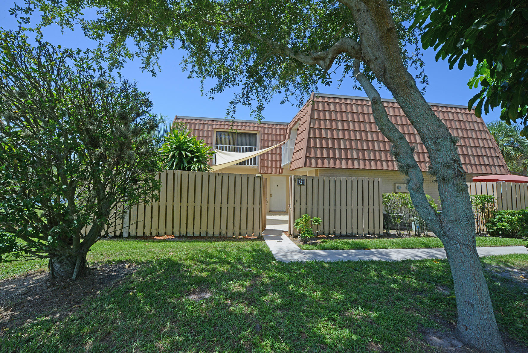 Home for sale in Waterside West Palm Beach Florida