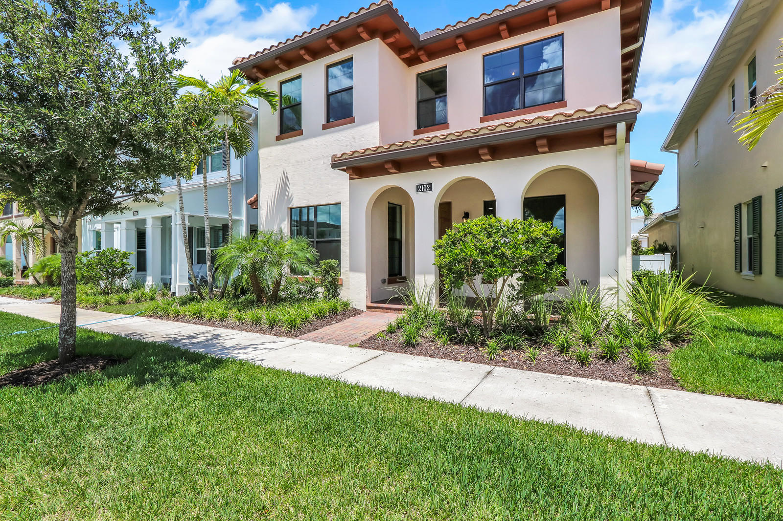 New Home for sale at 2102 Dickens Terrace in Palm Beach Gardens