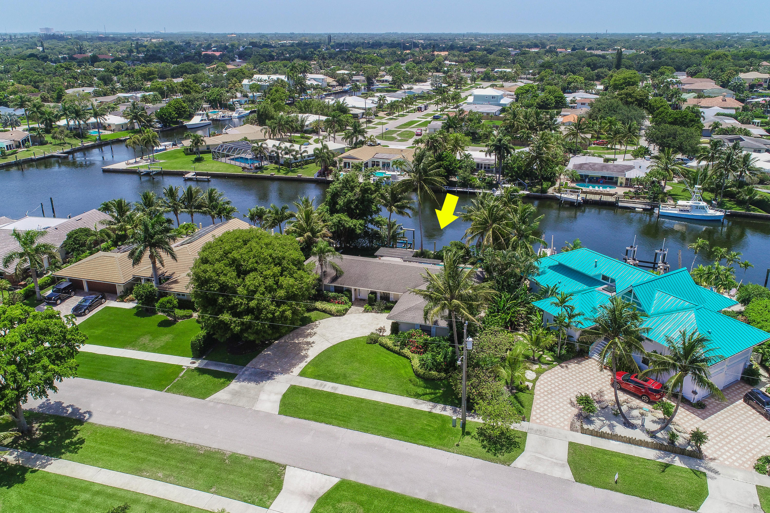Home for sale in GOLF COURSE ADD 2 TO VILLAGE OF NORTH PALM BEACH I North Palm Beach Florida