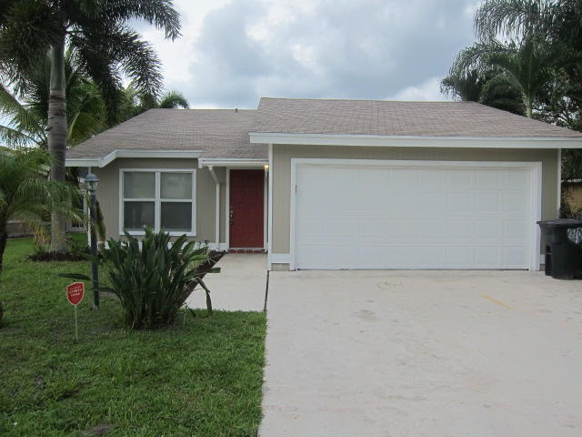 Home for sale in LAKESIDE GREEN PLAT I West Palm Beach Florida