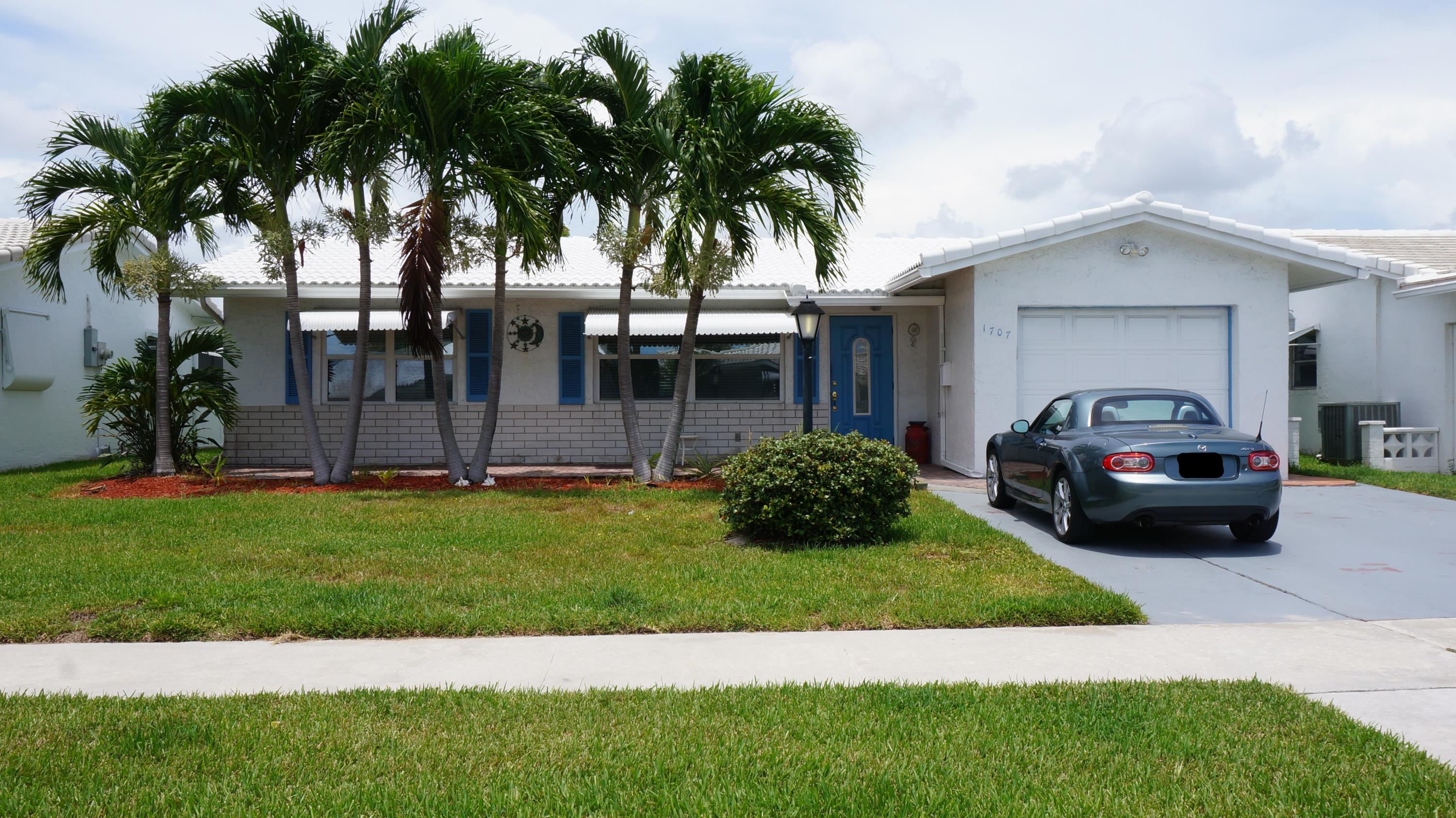 Home for sale in PALM BEACH LEISUREVILLE SEC 10 Boynton Beach Florida