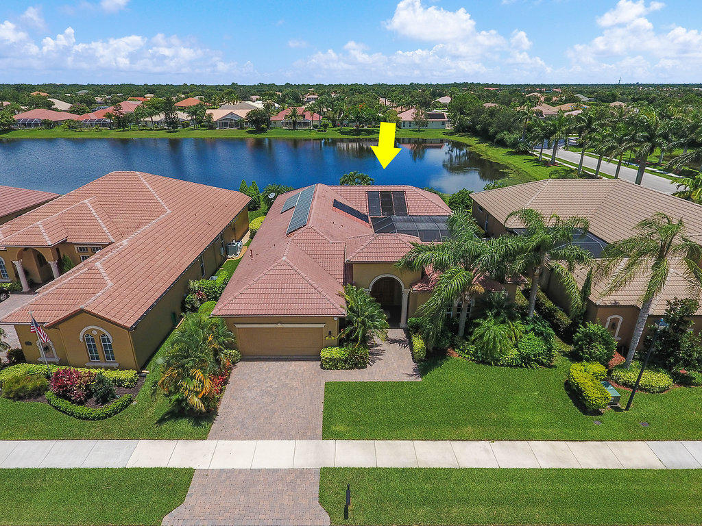 ST LUCIE WEST PLAT #136 TORTOISE CAY AT ST LUCIE WEST PHASE II LOT 158 (OR  2564-1737)
