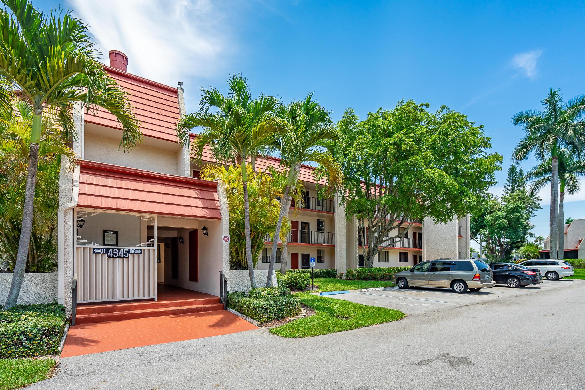 4345 Trevi Court 108 Lake Worth, FL 33467