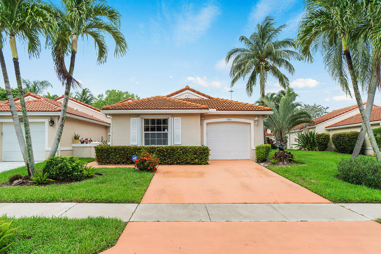 Home for sale in Charleston Misty Cay Lake Worth Florida