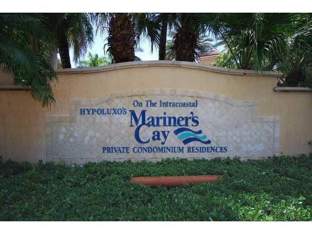 MARINER'S CAY HOMES
