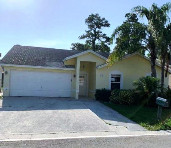Home for sale in OLIVE TREE PAR 6A Greenacres Florida