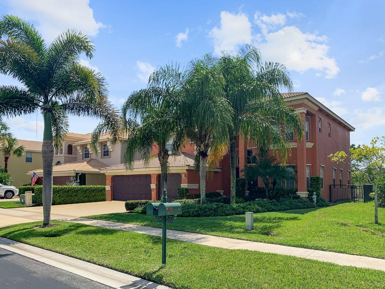 Home for sale in MADISON GREEN 1 PARS F AND J Royal Palm Beach Florida