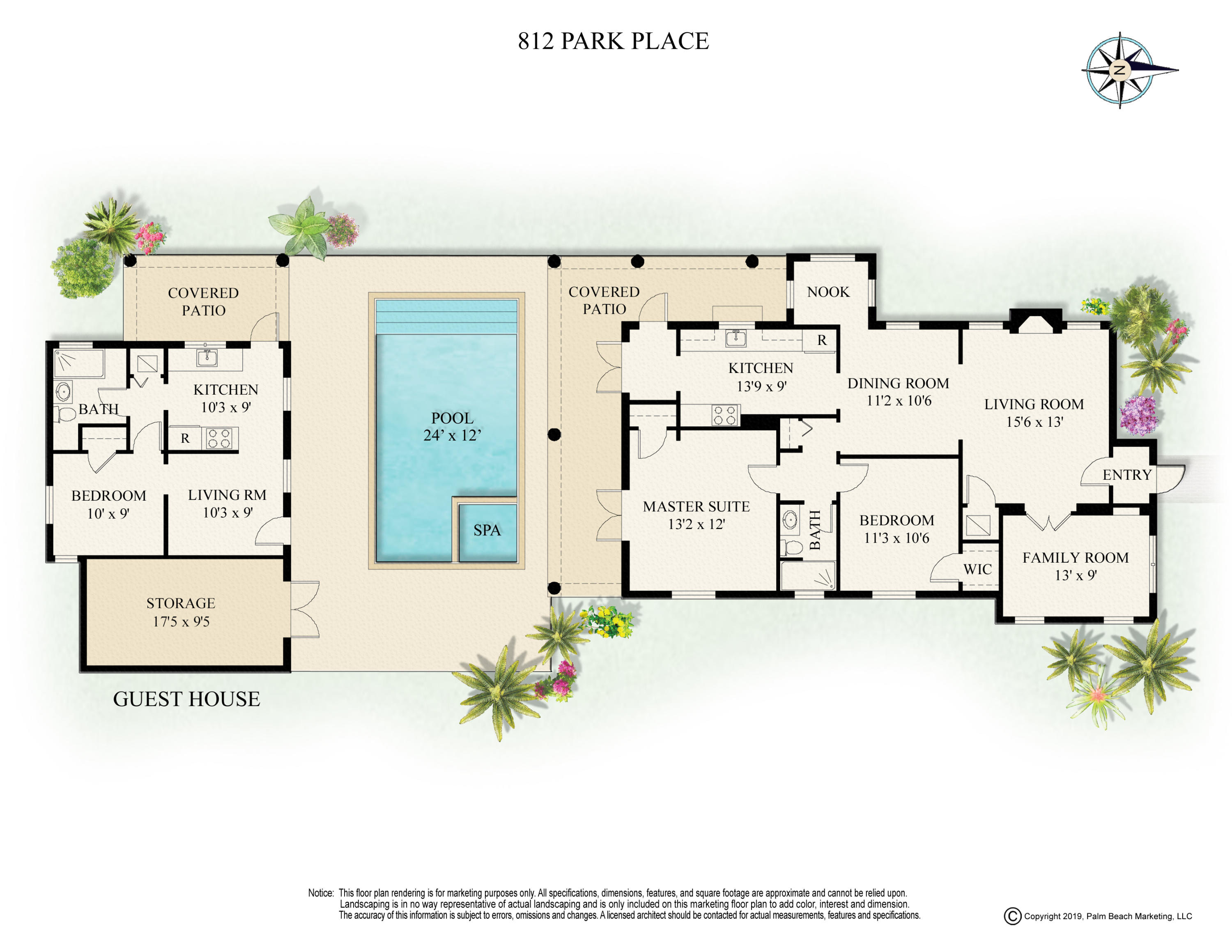 812 Park Place West Palm Beach, FL 33401 photo 27