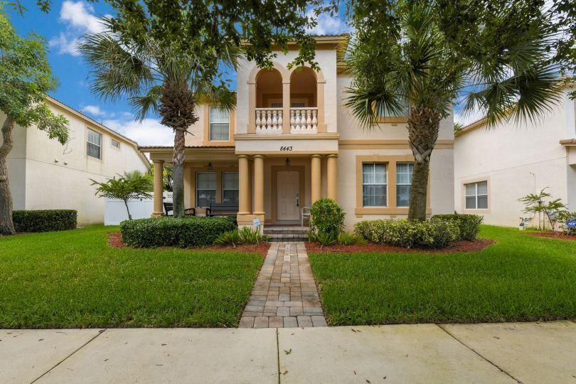 Home for sale in Montecito Palm Beach Gardens Florida