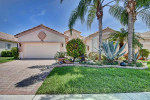 BELLAGGIO home 9542 Vercelli Street Lake Worth FL 33467