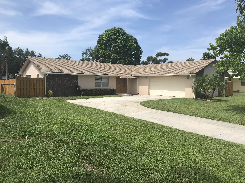 Home for sale in Floral Park Lantana Florida