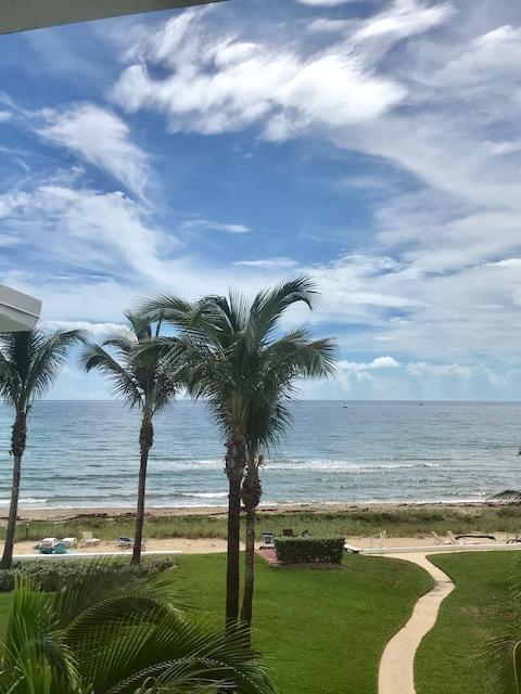 Home for sale in HILLSBORO MILE OCEAN CLUB APT Hillsboro Beach Florida