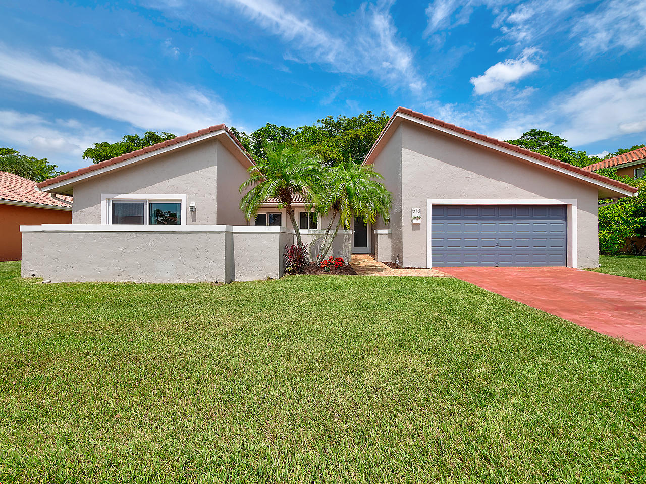 Photo of home for sale at 513 48th Avenue NW, Deerfield Beach FL