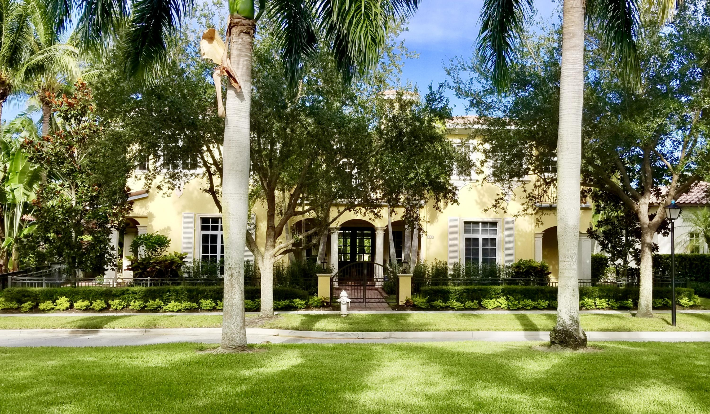 New Home for sale at 107 Valencia Boulevard in Jupiter