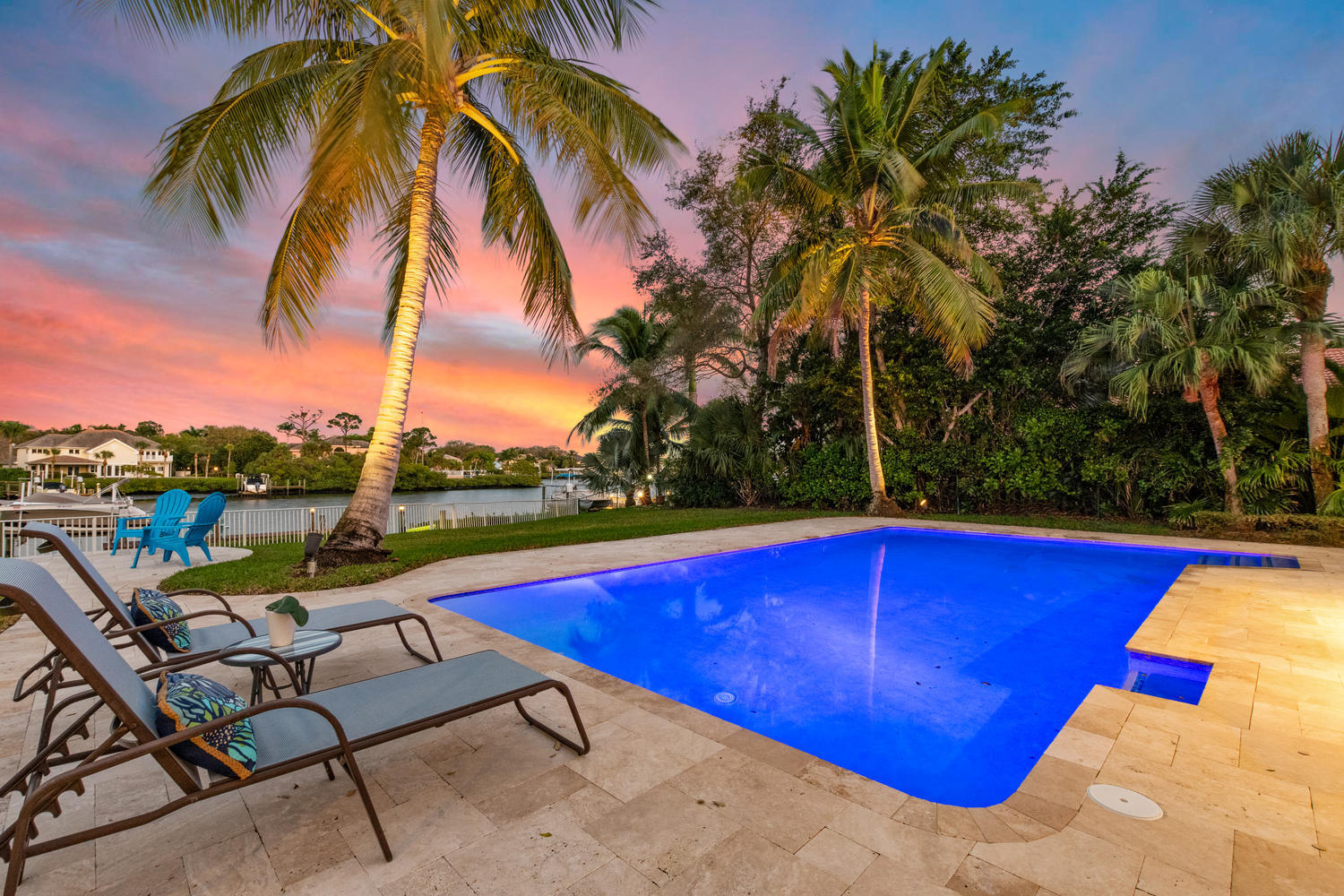 New Home for sale at 18420 Heritage Drive in Tequesta