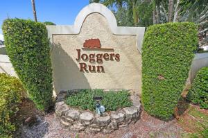 Joggers Run